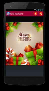 Kartu Natal 2016 screenshot 3