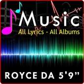 "Royce Da 5' 9"" All Lyrics & Top Songs icon"