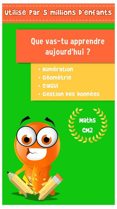 application pour faire des math