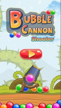 Bubble Cannon Shooter poster