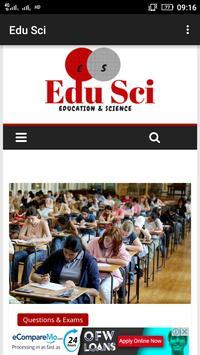 Edu Sci poster