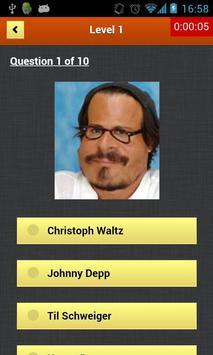 Famous Face Warps screenshot 3