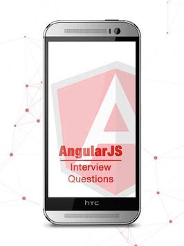 AngularJS Interview Questions and Answers poster