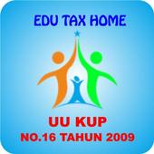 UU KUP No.16 Tahun 2009 icon