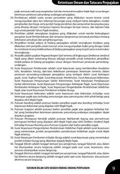 UU KUP No.16 Tahun 2009 screenshot 11