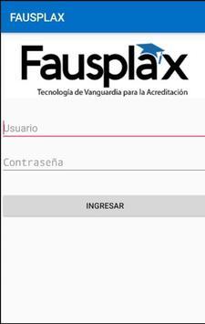 FAUSPLAX poster