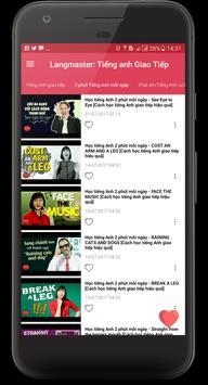 Langmaster Learning English screenshot 4