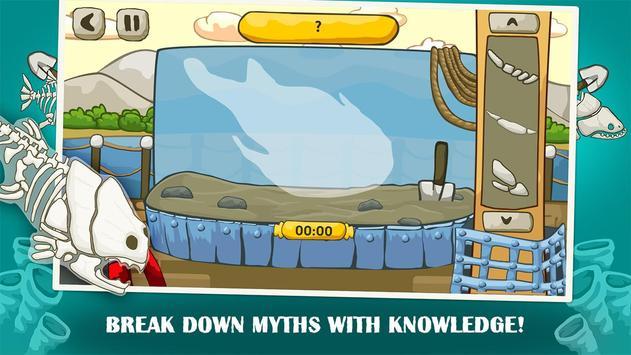 Prehistoric Fish Bones apk screenshot