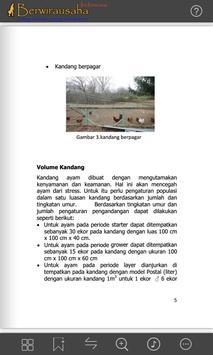 PETUNJUK TEKNIS BUDIDAYA AYAM KAMPUNG UNGGUL (KUB) screenshot 1