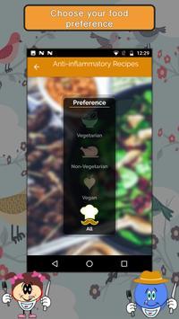 Anti Inflammatory Diet Recipes poster
