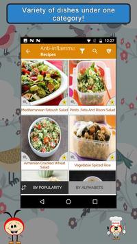 Anti Inflammatory Diet Recipes apk screenshot