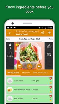 Anti Inflammatory Diet Recipes : Healthy Food apk screenshot