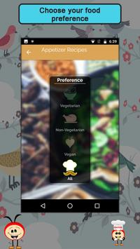 Appetizers & Starters Recipes poster