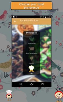 Appetizers & Starters Recipes screenshot 16