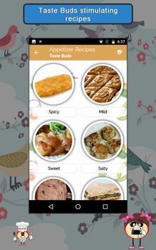 Appetizers & Starters Recipes screenshot 10