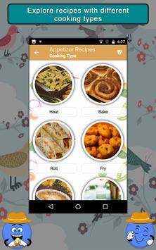 Appetizers & Starters Recipes screenshot 11