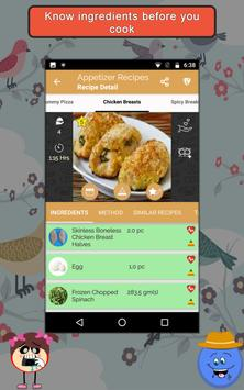 Appetizers & Starters Recipes screenshot 21