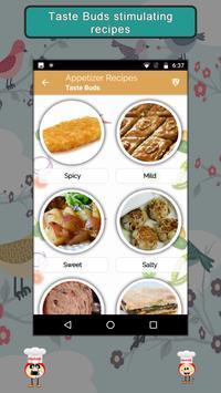 Appetizers & Starters Recipes screenshot 2