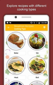 Healthy Breakfast Recipes, Snacks, Eggs, Juice screenshot 19