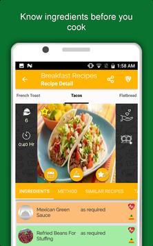 Healthy Breakfast Recipes, Snacks, Eggs, Juice screenshot 21