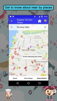 Tel Aviv- Travel & Explore apk screenshot