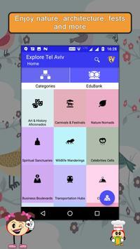 Tel Aviv- Travel & Explore poster