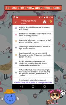 Adventurous Countries App : Adventure Travel Guide apk screenshot