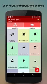 Toronto- Travel & Explore poster