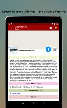 Toronto- Travel & Explore apk screenshot