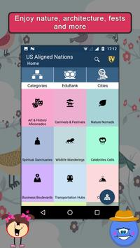 US Aligned Nations SMART Guide poster