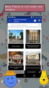 Voronezh- Travel & Explore apk screenshot