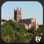 Worcestershire- Travel & Explore icon