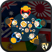 Foodie Countries SMART Guide icon