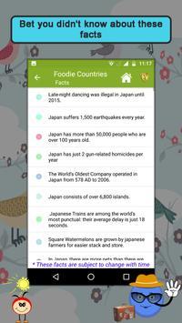 Foodie Countries SMART Guide screenshot 6