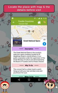 Foodie Countries SMART Guide screenshot 8