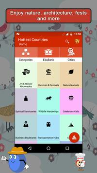 Hottest Nations SMART Guide poster