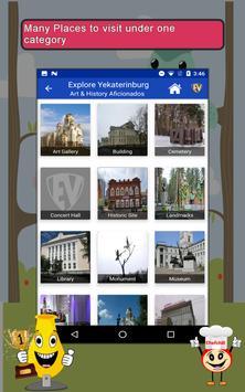 Yekaterinburg- Travel & Explore apk screenshot