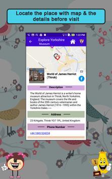 Yorkshire- Travel & Explore apk screenshot