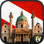 Austria- Travel & Explore icon