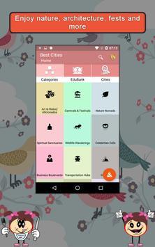 Best Cities SMART Guide apk screenshot