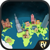 Capital Cities SMART Guide icon