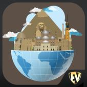 Egypt- Travel & Explore icon