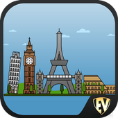 Europe Cities SMART Guide icon