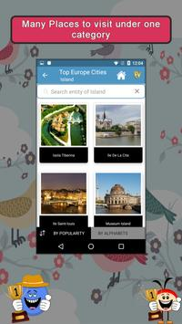 Europe Cities SMART Guide screenshot 2