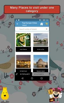 Europe Cities SMART Guide screenshot 9