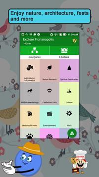 Florianopolis- Travel & Explore poster