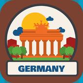 Germany- Travel & Explore icon