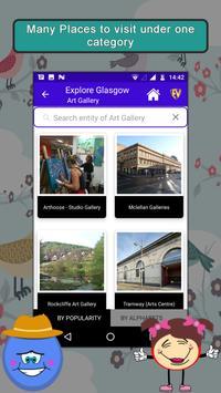 Glasgow- Travel & Explore apk screenshot