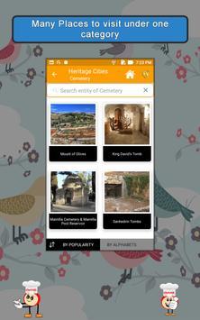 Heritage Cities SMART Guide apk screenshot