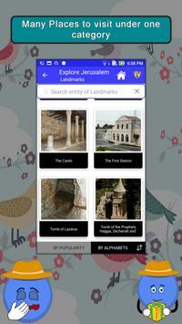 Jerusalem- Travel & Explore apk screenshot